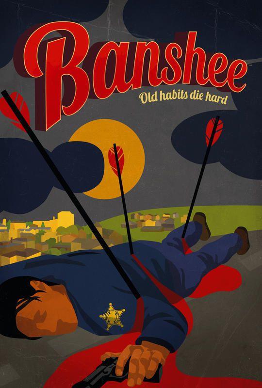Diffusion de la saison 3 de Banshee en version française dès ce 21 juin.