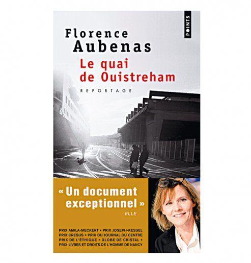 Adaptation probable au cinéma du Quai de Ouistreham, de Florence Aubenas.