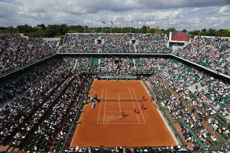 Audiences de Roland-Garros hier sur France 2 et France 3.