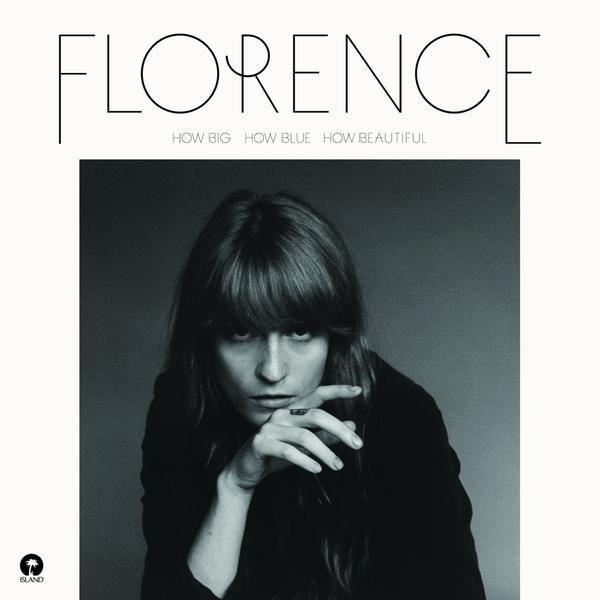 Florence and the machine en tête des ventes d'albums en Grande-Bretagne.