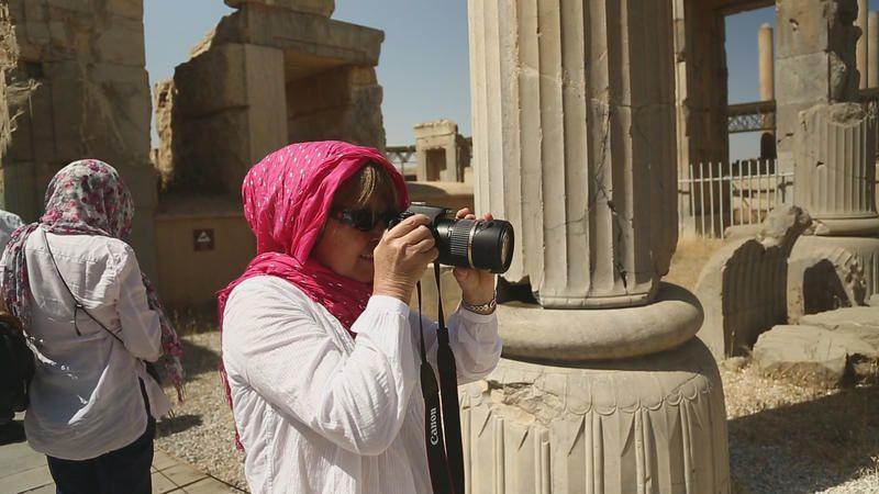 Iran, la révolution du tourisme : document inédit sur France Ô.