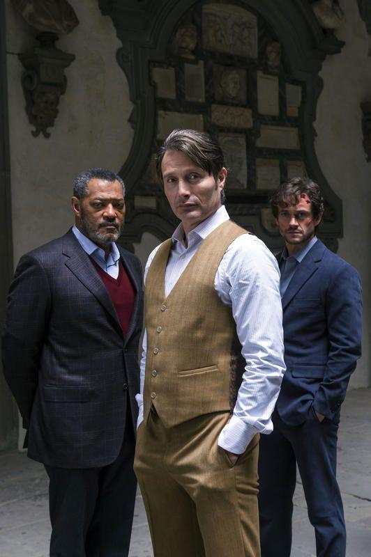 La saison 3 d'Hannibal en VOST dès ce soir sur Canal+.