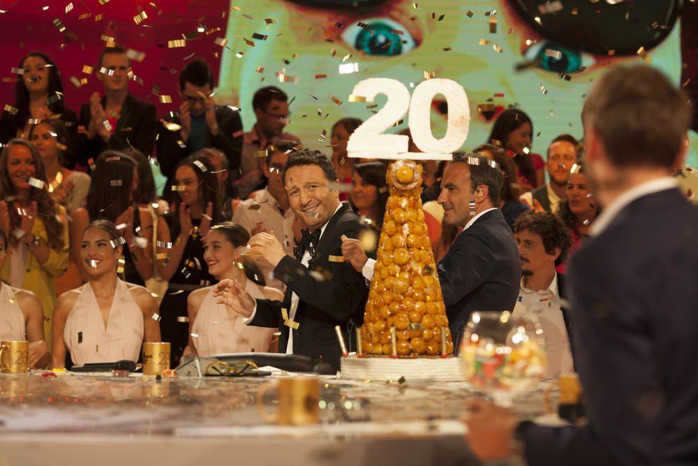 Ce 27 juin, Les Enfants de la télé spécial 20 ans, avec de très nombreux invités.