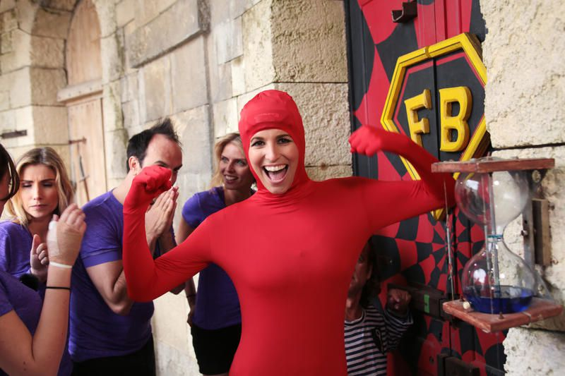 Fort Boyard spécial Miss : photos de l'émission (dont &quot&#x3B;Miss Boyard&quot&#x3B;...).