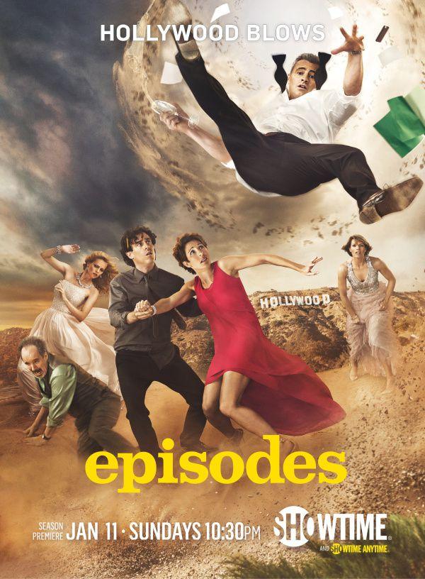 Une saison 5 pour Episodes avec Matt Leblanc.