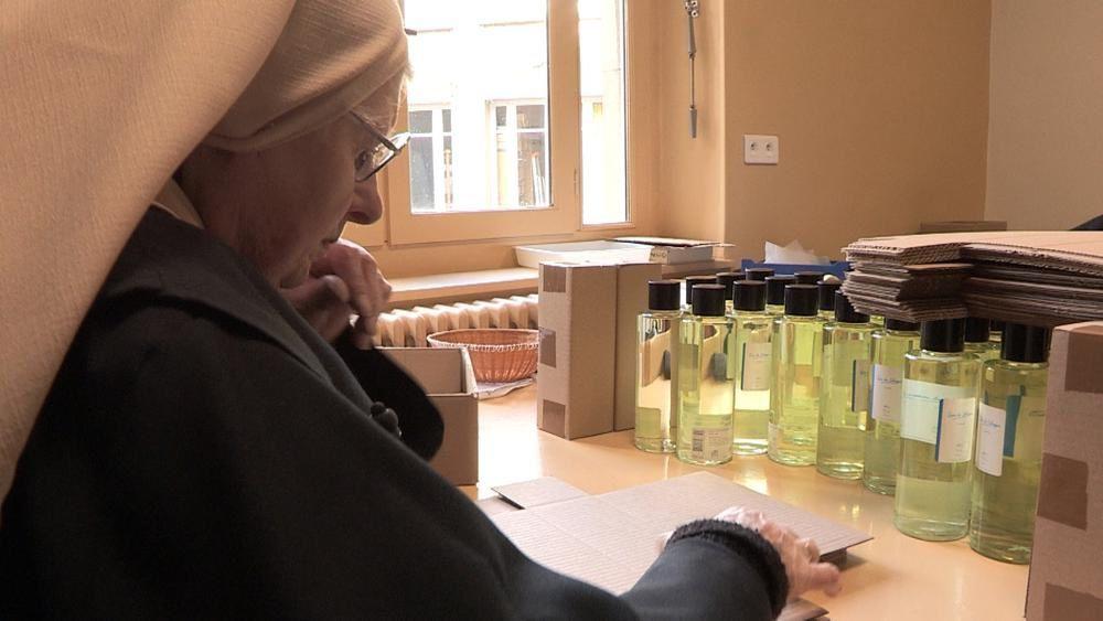 Reportage diffusé ce samedi sur TF1 : Le business de monastères et abbayes.
