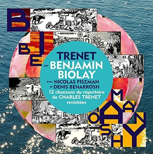 Benjamin Biolay, Samia Ghali, Ariane Massenet dans C à vous ce mardi.