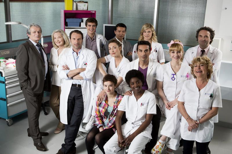 Audience et replay de la série médicale Nina sur France 2.
