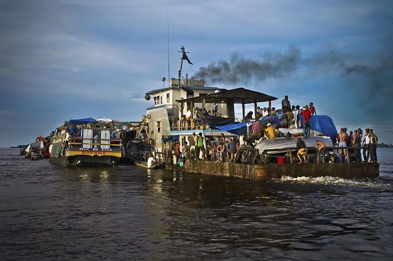 Congo, le rafiot de l'enfer : Les routes impossibles ce mardi sur France 5.