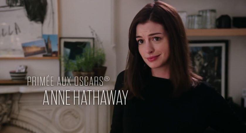 Bande-annonce du Nouveau stagiaire, avec De Niro et Anne Hathaway.