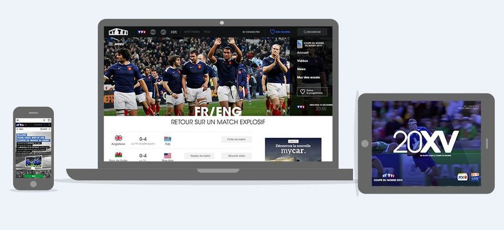 Coupe du monde de rugby : dispositif, consultants, commentateurs sur TF1.