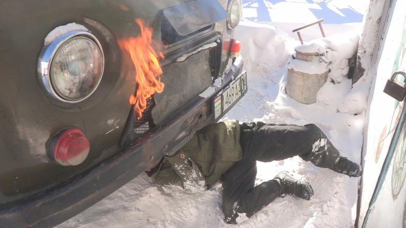 Les routes de l'impossible, ce mardi : Kirghizistan, les ravitailleurs du grand froid.