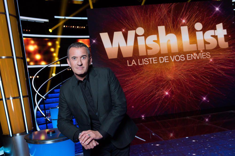 De nouveau, bonne audience du jeu Wish List, avec Dechavanne sur TF1.