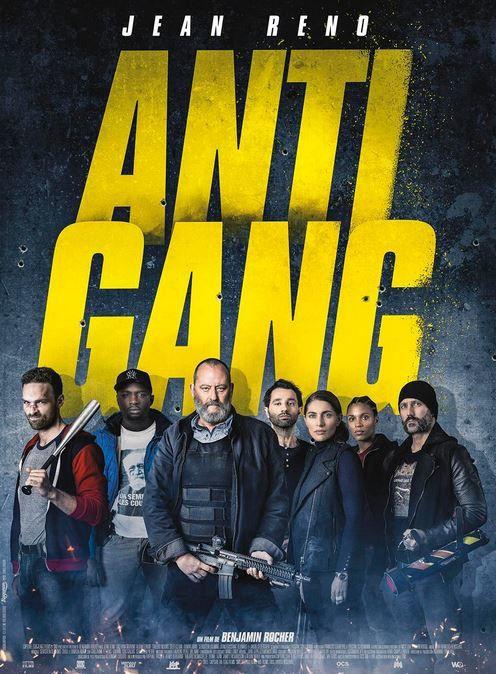 Bande-annonce d'Antigang, avec Jean Réno et Alban Lenoir.