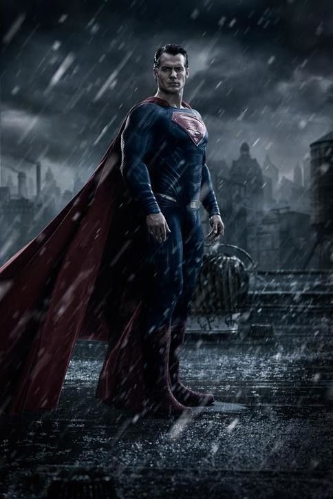 Batman v Superman: Dawn of Justice, bande-annonce Comic-Con.