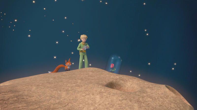Animation : Un inédit du Petit Prince le vendredi 7 août.