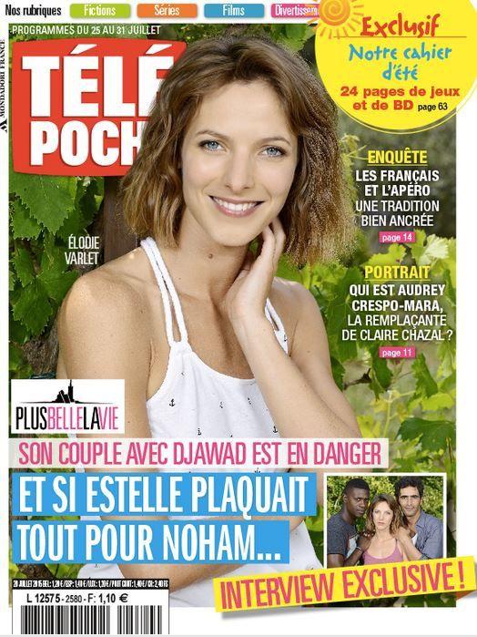 La Une de la presse TV ce lundi : Fauve, Alessandra Sublet, Odile Vuillemin...