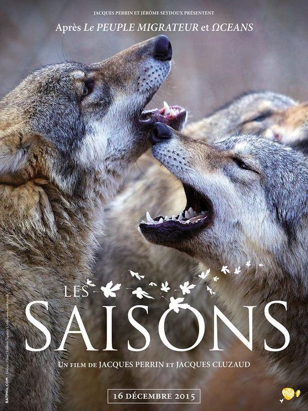 Teaser vidéo du film Les Saisons, de Jacques Perrin et Jacques Cluzaud.