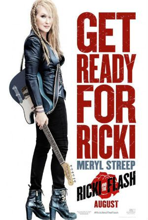 Nouvelle bande-annonce de Ricki and the Flash, avec Meryl Streep.