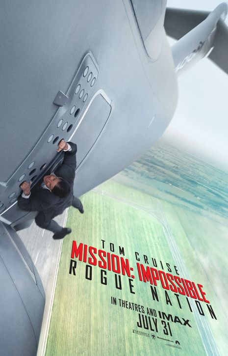 Box-office aux Etats-Unis ce week-end : Mission Impossible très loin devant.
