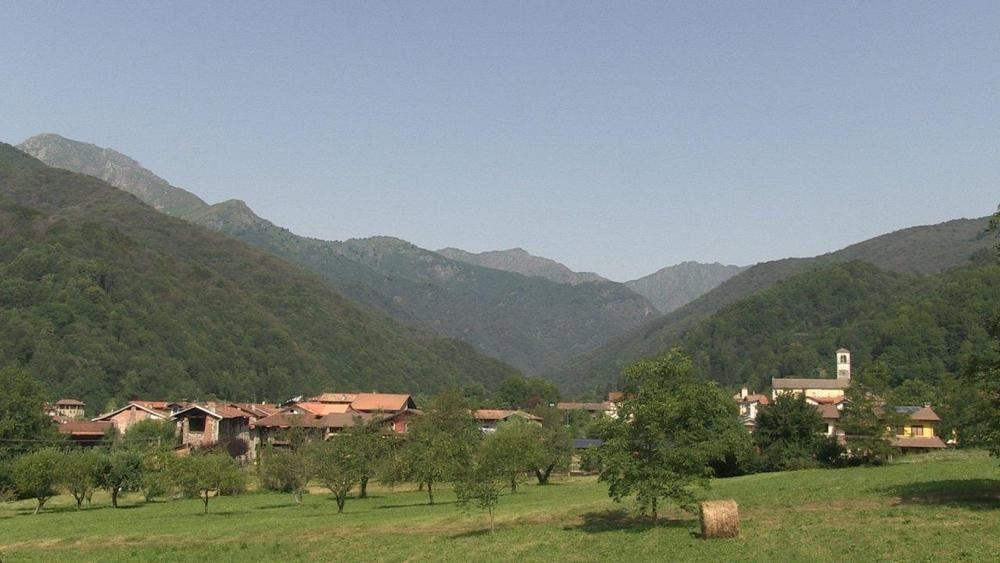 Postua, petit coin de France en Italie (reportage sur TF1).