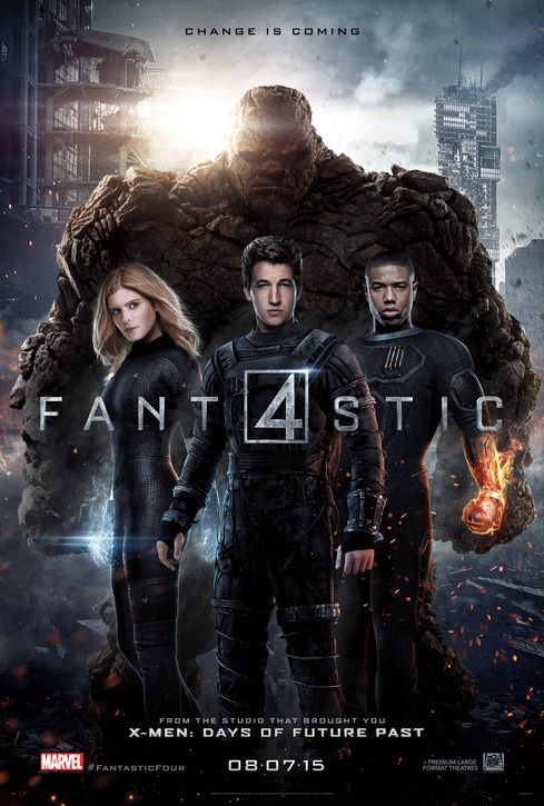 Box-office du 7 au 9 août aux Etats-Unis : flops pour Fantastic Four et Ricki and the flash.