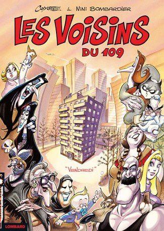 Auteur de bandes dessinées, dont Litteul Kevin, Coyote est décédé.