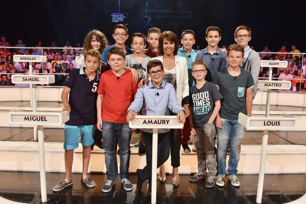 Le grand concours des enfants le 29 août sur TF1.