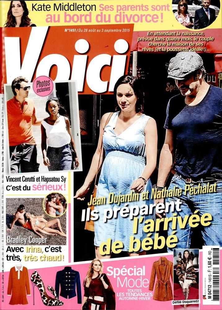 La Une de la presse people ce vendredi : Plaza, Dujardin, Beyoncé...
