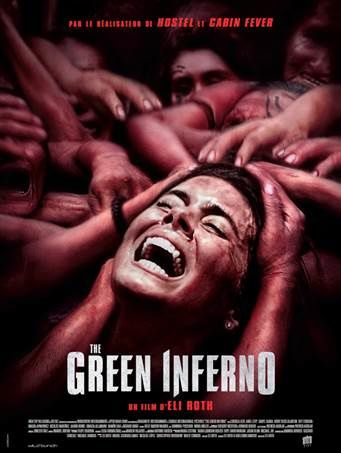 Bande-annonce VOST du film The Green Inferno, d'Eli Roth.