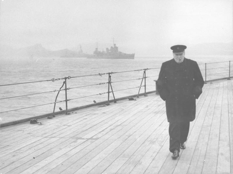 Le Jour où Churchill a choisi la guerre : document inédit sur France 5.