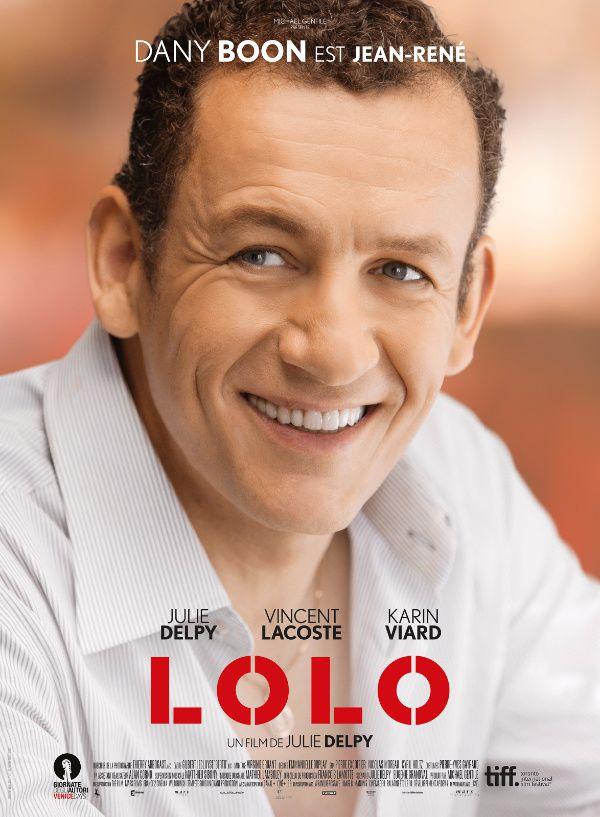 Les affiches personnages du film LOLO de Julie Delpy.