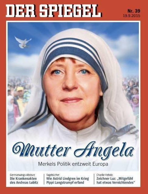 Sondage ODOXA pour iTélé : bonne opinion des Français envers Angela Merkel.