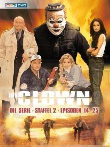 La série Le clown rediffusée dès le 12 octobre sur Paris Première.