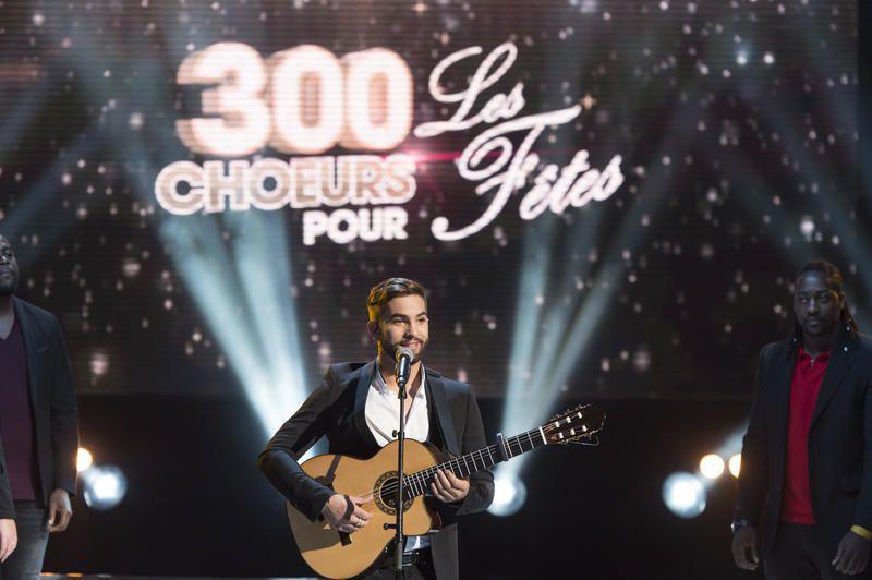 300 choeurs pour les fêtes et 300 choeurs pour + de vie : enregistrement.