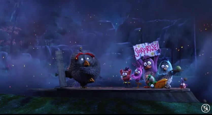 Bande-annonce française d'Angry Bird, le film.