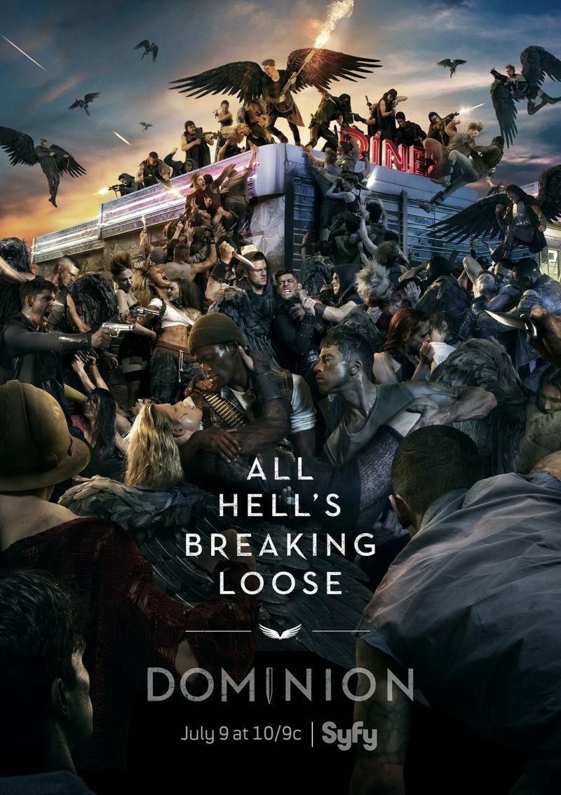 Dominion saison 2 dès le 10 novembre sur Syfy.