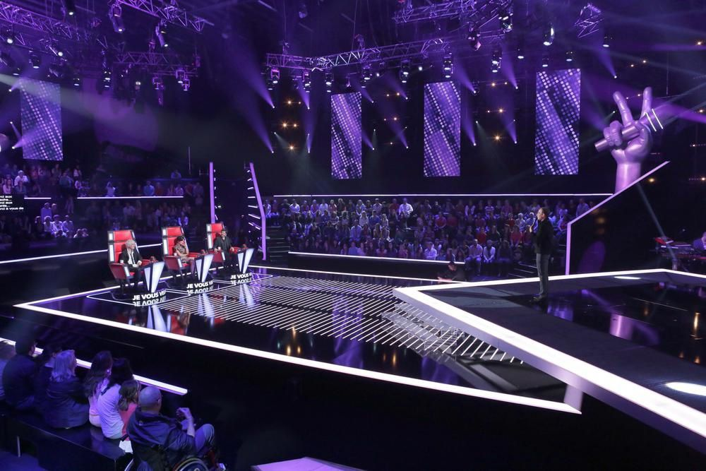 Audience de The Voice Kids vendredi soir sur TF1.