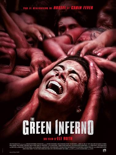 Nouvel extrait du film The Green Inferno, d'Eli Roth.