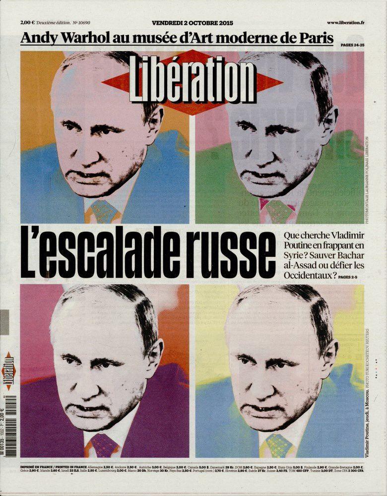 La Une de la presse quotidienne nationale ce 2 octobre.