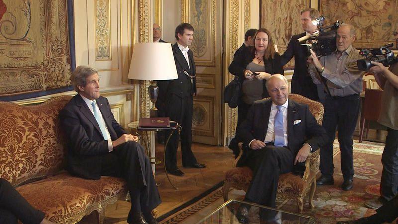 Quai d'Orsay, au coeur de la diplomatie française : document inédit ce soir.