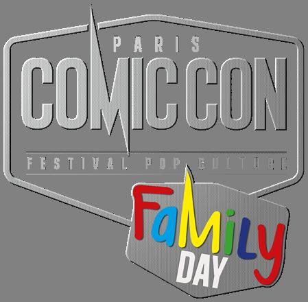 Comic Con Paris: le Family Day dimanche 25 octobre.