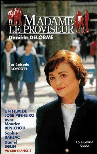 La comédienne et productrice Danièle Delorme est décédée.