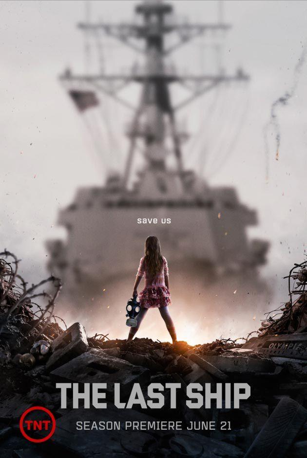 La saison 2 inédite de The Last Ship dès le 11 novembre sur W9.