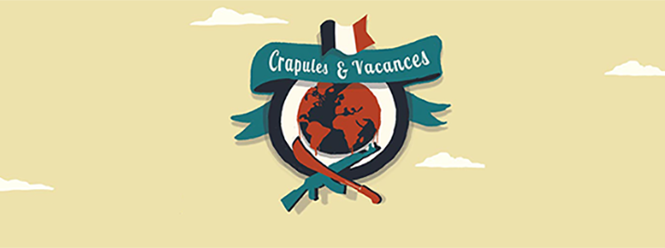 Campagne d'Amnesty International : Crapules et vacances.