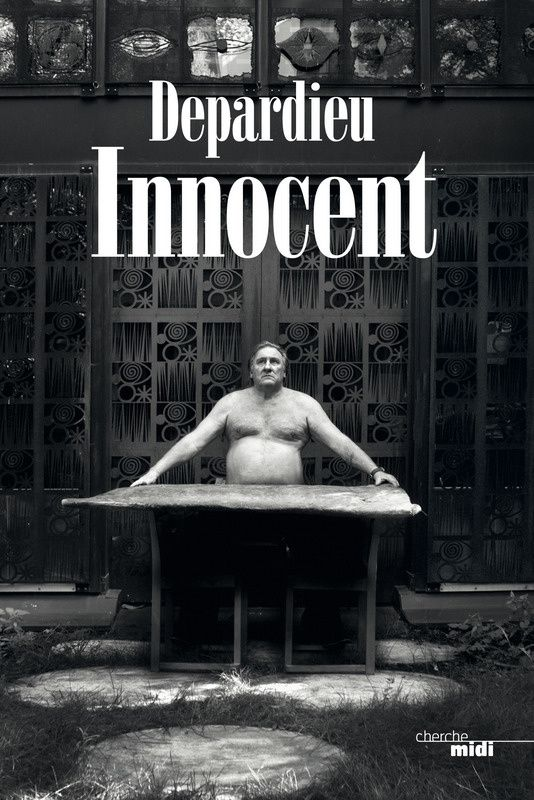 Gérard Depardieu, innocent.