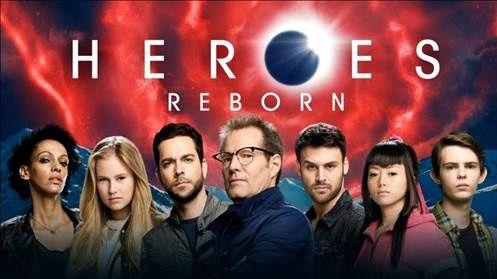 La série Heroes Reborn dès le 5 janvier 2016 sur Syfy.