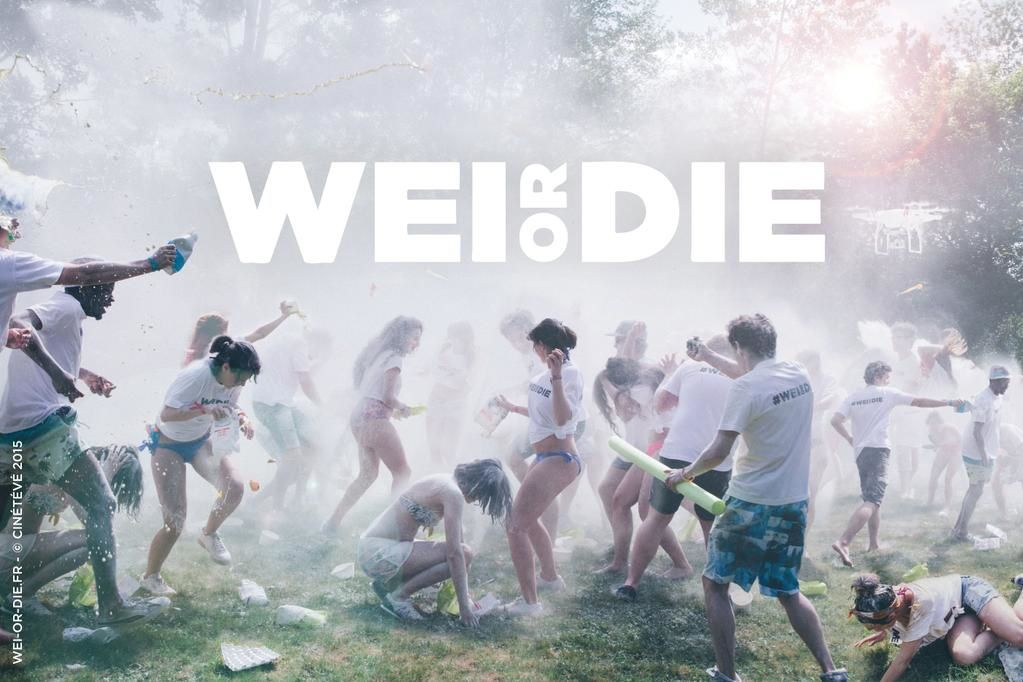 Wei or Die : fiction interactive de France Télévisions.