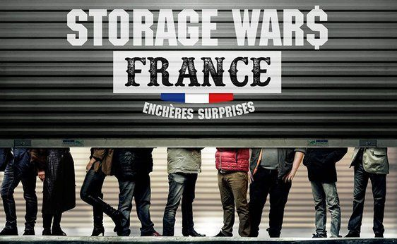 Storage Wars France débarque le 21 novembre.