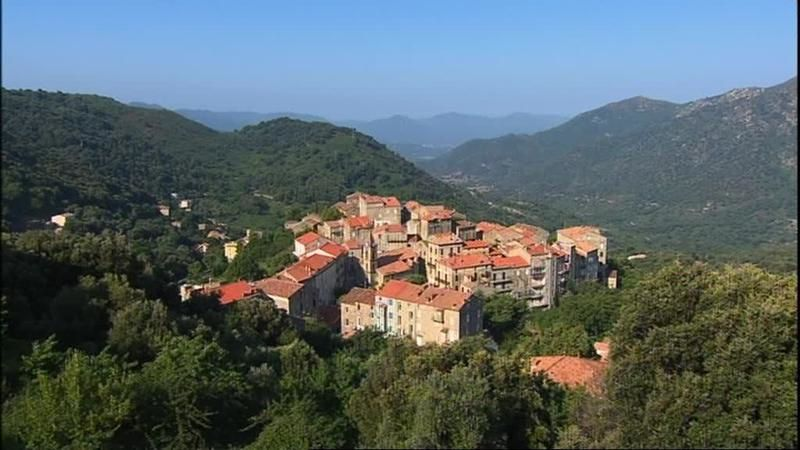 Diffusé ce mercredi : Des racines et des ailes en Corse.